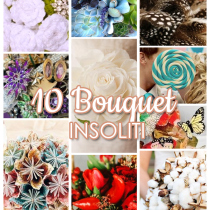 10 bouquet insoliti