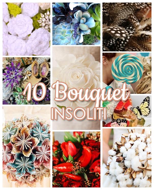 10 bouquet insoliti