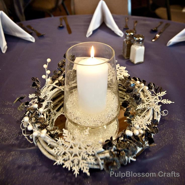 Bomboniere Matrimonio Tema Natalizio : Ispirazioni per un matrimonio a tema natalizio dire di si
