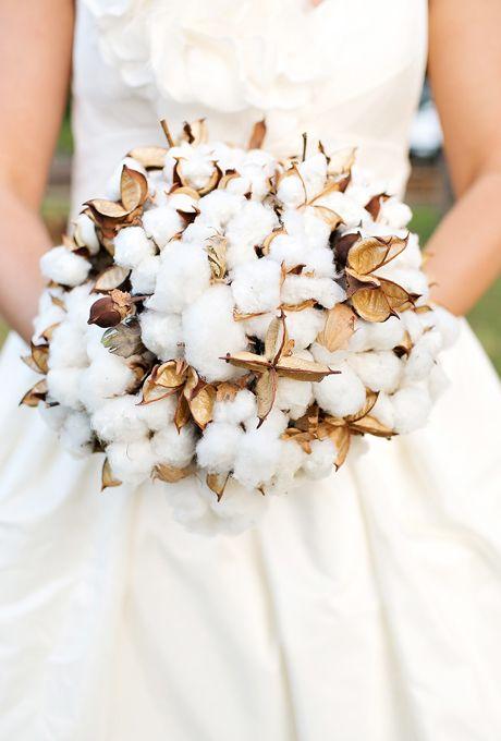 bouquet cotone