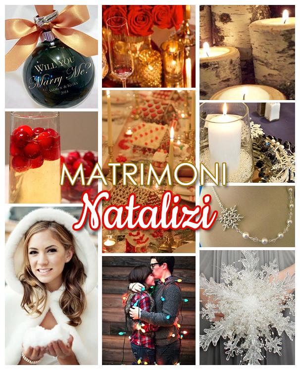 Bomboniere Matrimonio Periodo Natalizio : Ispirazioni per un matrimonio a tema natalizio dire di si